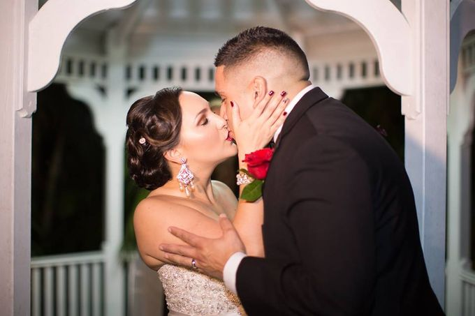 Denise & Fernando Wedding by Seven Arts & Productions - 011