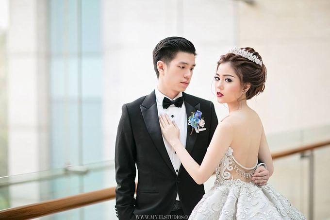 WEDDING DAY OF MICHAEL & FRANCESS by Fedya Make Up Artist - 002