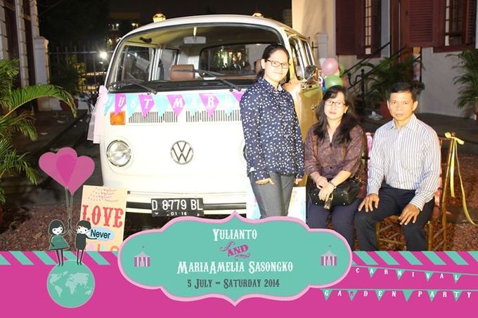 The Weddng of Yulianto & Amy by Twotone Photobooth - 021