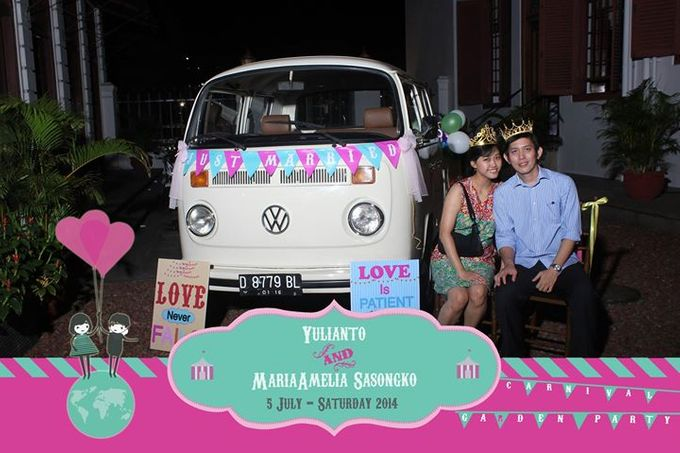 The Weddng of Yulianto & Amy by Twotone Photobooth - 097