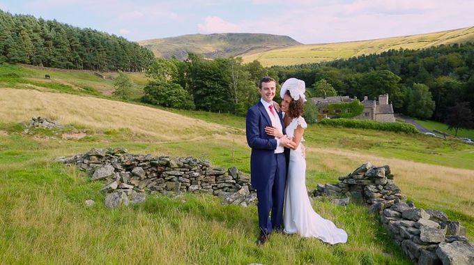 Weddings by Upper House Hayfield - 015