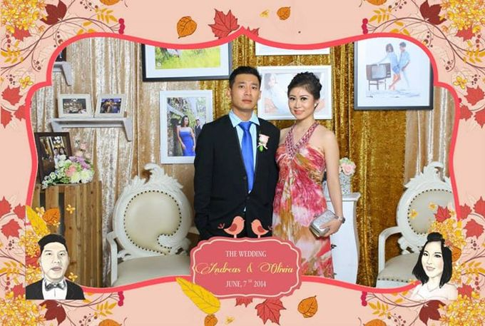 The Wedding of Andreas & Olivia by HELLOCAM PHOTOCORNER - 003
