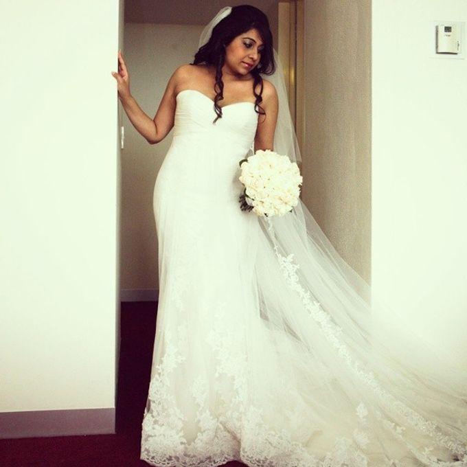 Bridal Makeup by Elly Liana Makeup Artist - 033
