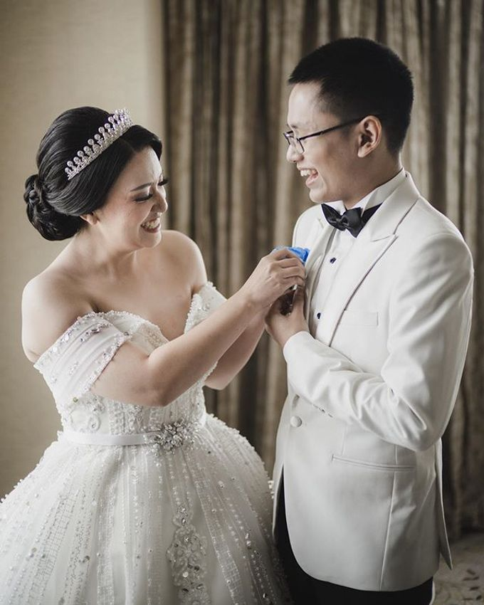 The Wedding of Poetri & Ben by Vica Wang - 002