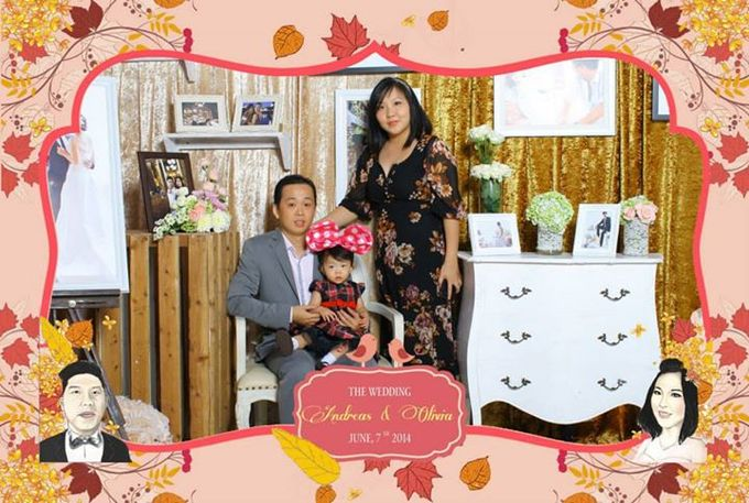 The Wedding of Andreas & Olivia by HELLOCAM PHOTOCORNER - 010