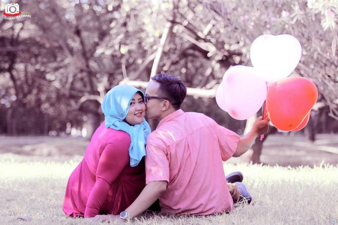 Prewedding C by Chandraswari photography - 007