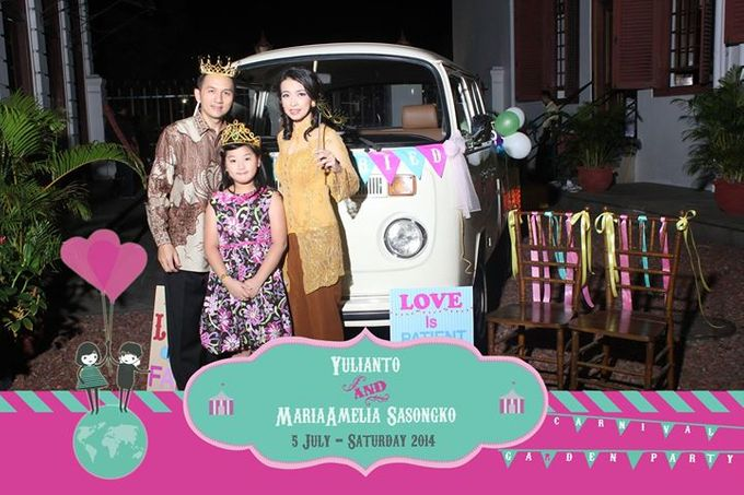 The Weddng of Yulianto & Amy by Twotone Photobooth - 082