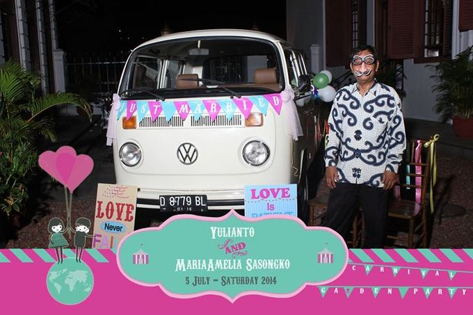 The Weddng of Yulianto & Amy by Twotone Photobooth - 092