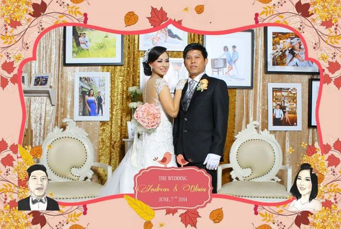 The Wedding of Andreas & Olivia by HELLOCAM PHOTOCORNER - 001