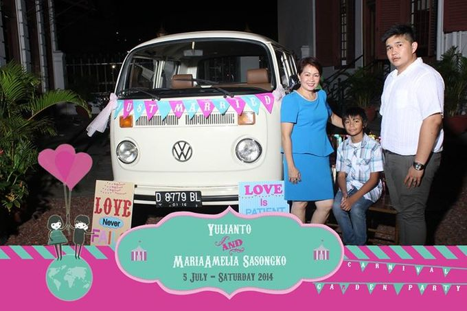 The Weddng of Yulianto & Amy by Twotone Photobooth - 065