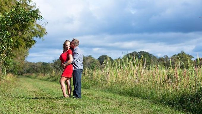 Engagement Photography in Florida by Couture Bridal Photography - 010
