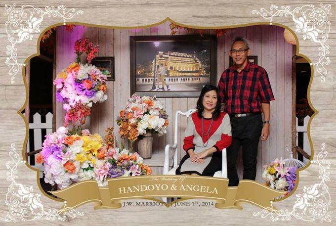 The wedding of Handoyo & Angela by HELLOCAM PHOTOCORNER - 013