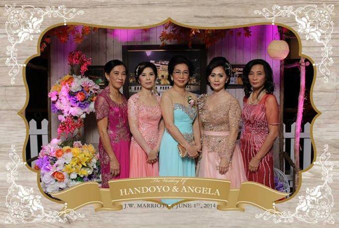 The wedding of Handoyo & Angela by HELLOCAM PHOTOCORNER - 003