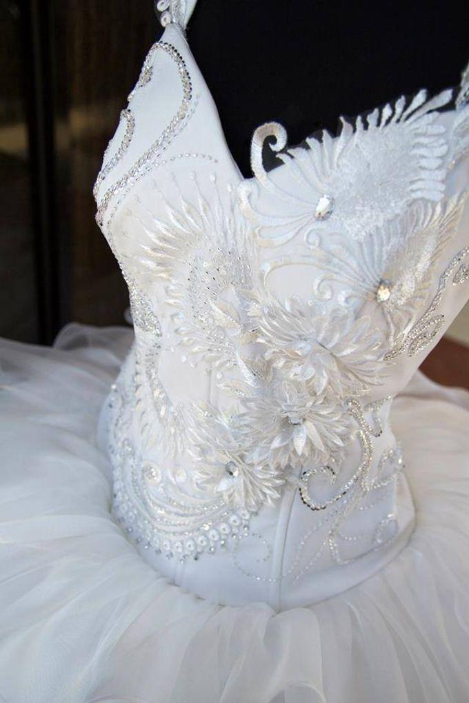 Wedding Gowns 2014-2015 by New Born Moda Fashion Shoppe - 003