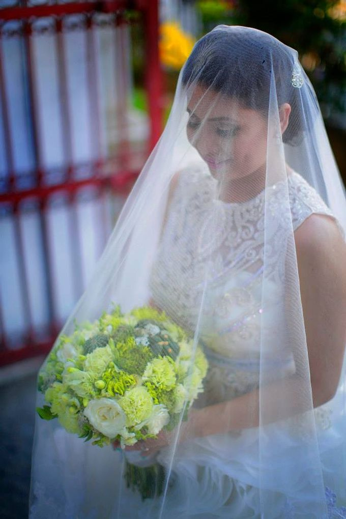 Nature Garden Wedding by Marga Florist - 003