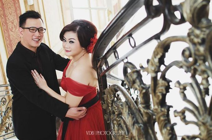 The Engagement of Rio & Winnie by VDB Photography - 031