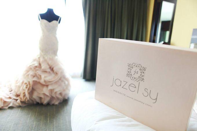 Carl & Joan wedding by Joel de Guzman Photography - 004