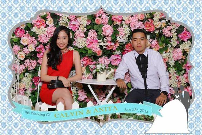 The wedding of Calvin & Anita by HELLOCAM PHOTOCORNER - 010