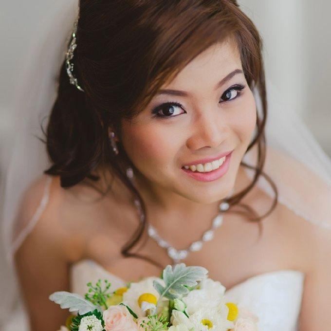 Bridal Makeup by Elly Liana Makeup Artist - 035