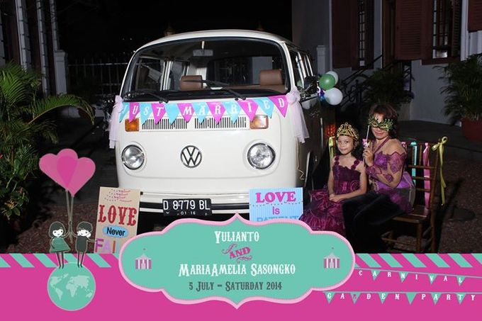 The Weddng of Yulianto & Amy by Twotone Photobooth - 090