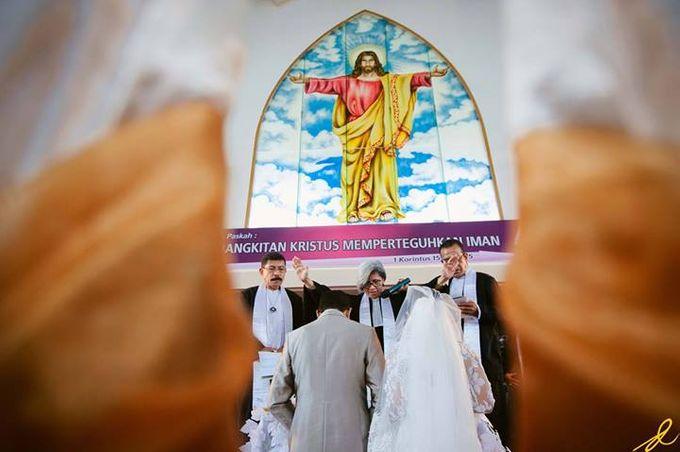 Imelda + Glenn | Ambon Wedding by Dedot Photography - 004