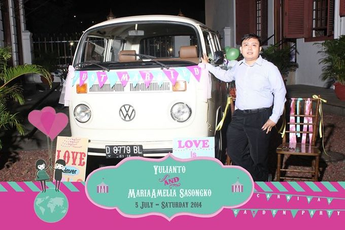 The Weddng of Yulianto & Amy by Twotone Photobooth - 009