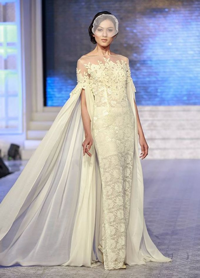 Catalyst from FLESH TO DUST Bridal Spring Summer 2015 - Runway Photo by Bramanta Wijaya Sposa - 023