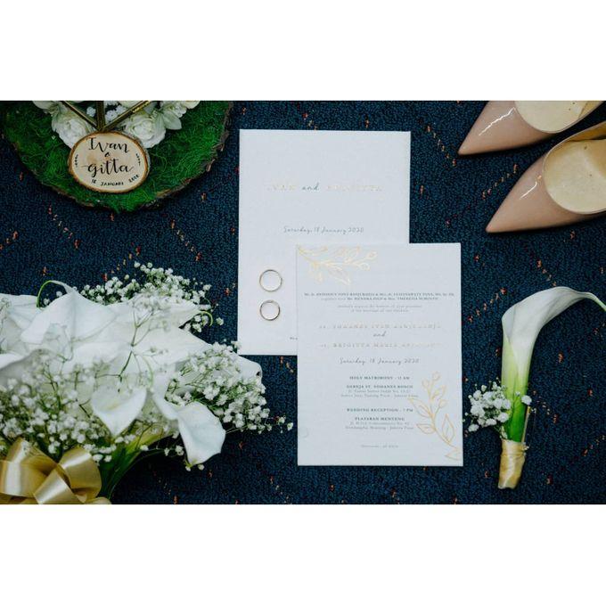Wedding of Ivan & Gitta by Sparkling Organizer - 017