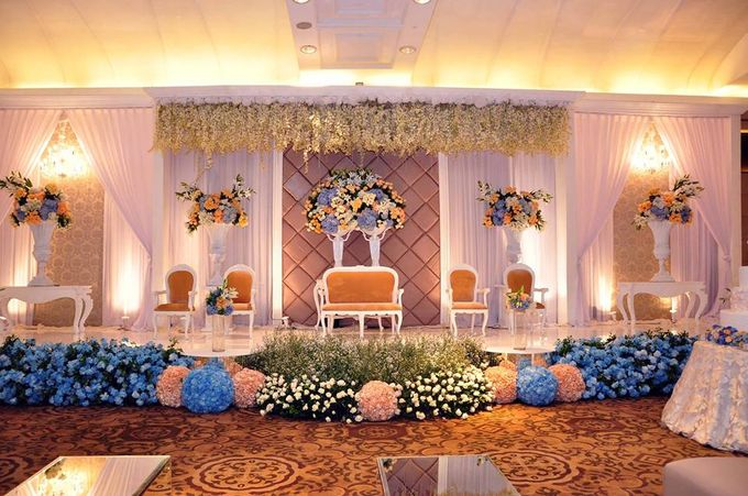 May 31st Wedding at InterContinental Jakarta MidPlaza by AYANA Midplaza JAKARTA - 002