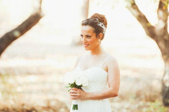 Rustic chic wedding by Lirica - 013