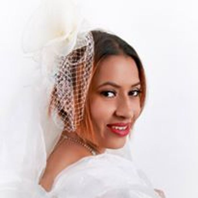 Western Bridal by Makeup by Lavina - 005