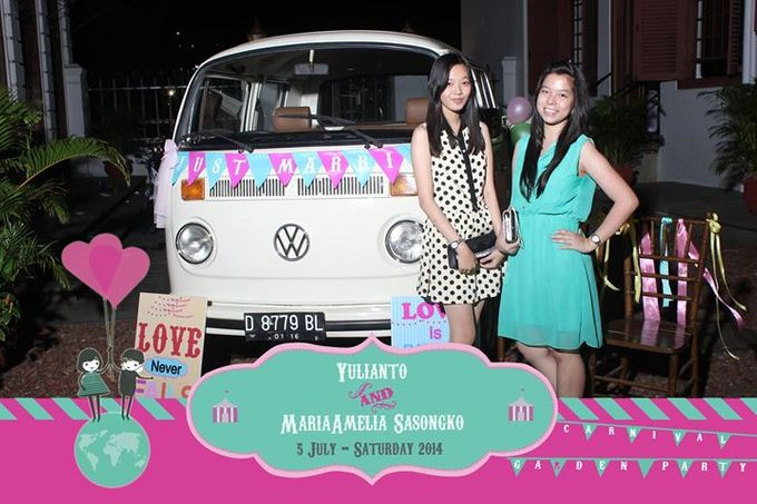 The Weddng of Yulianto & Amy by Twotone Photobooth - 047