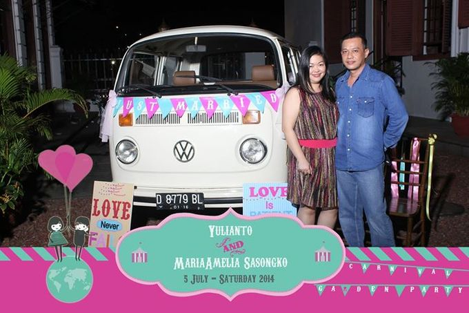 The Weddng of Yulianto & Amy by Twotone Photobooth - 029