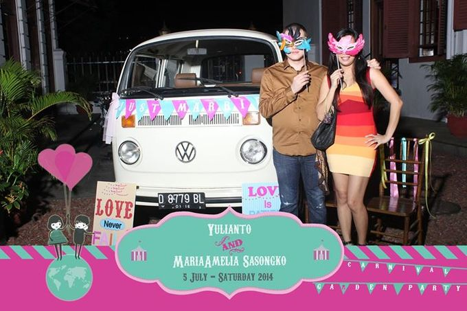 The Weddng of Yulianto & Amy by Twotone Photobooth - 085