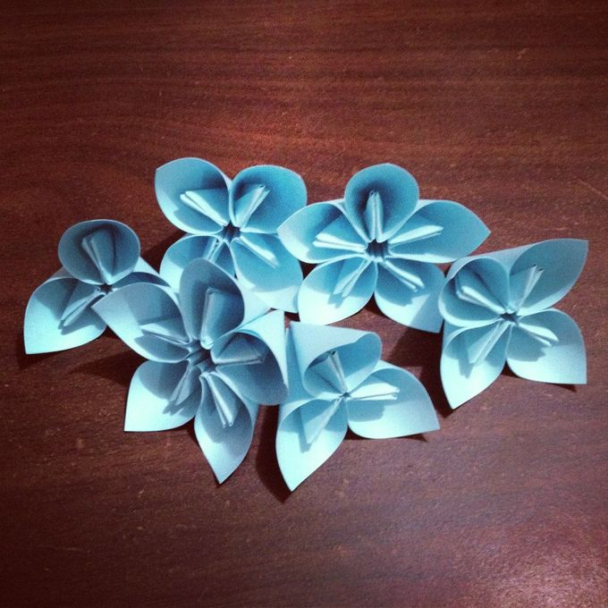 Paper Flowers by Passionately Handmade - 003