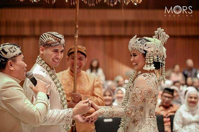 The Wedding of Nabila & Andra by Akasya Catering - 006