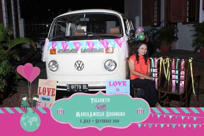The Weddng of Yulianto & Amy by Twotone Photobooth - 039