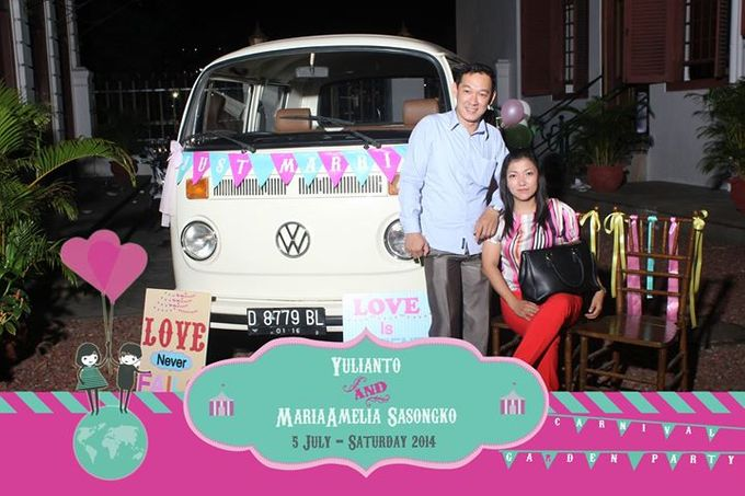 The Weddng of Yulianto & Amy by Twotone Photobooth - 074