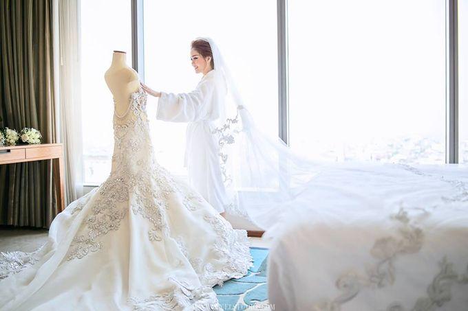 WEDDING DAY OF MICHAEL & FRANCESS by Fedya Make Up Artist - 003