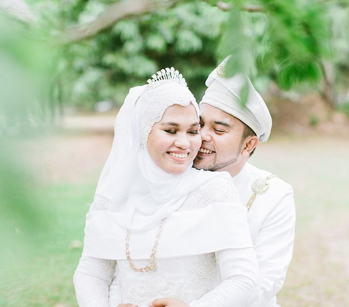 Sharifah Zarah Hanis & Alif Fitri by ankl.co | Lifestyle & Wedding Photography - 014