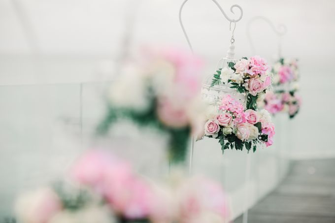 The Wedding of  Tian & Michael at Ayana Villa by Red Gardenia - 016