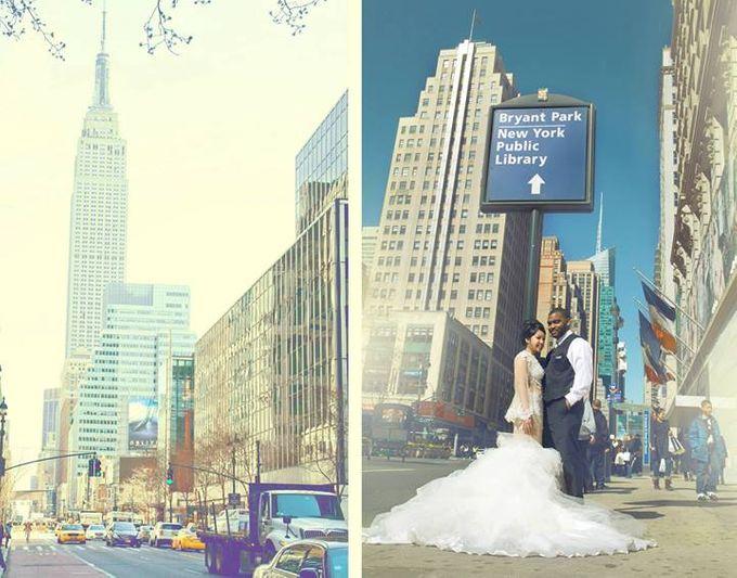 PREWEDDING NEW YORK by Sano Wahyudi Photography - 001