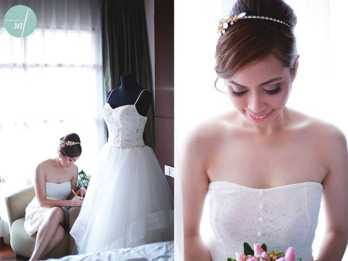 Allan & Jane ties the knot by Nadine Rayo Hair and Makeup Artistry - 009