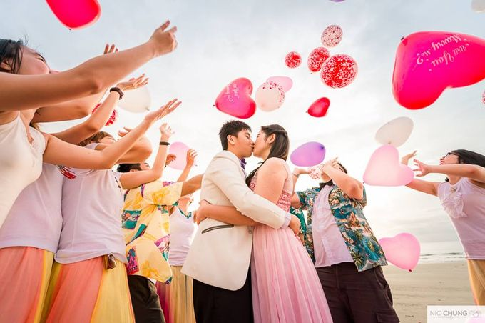 Actual Wedding Day by Nic Chung Photography - 004