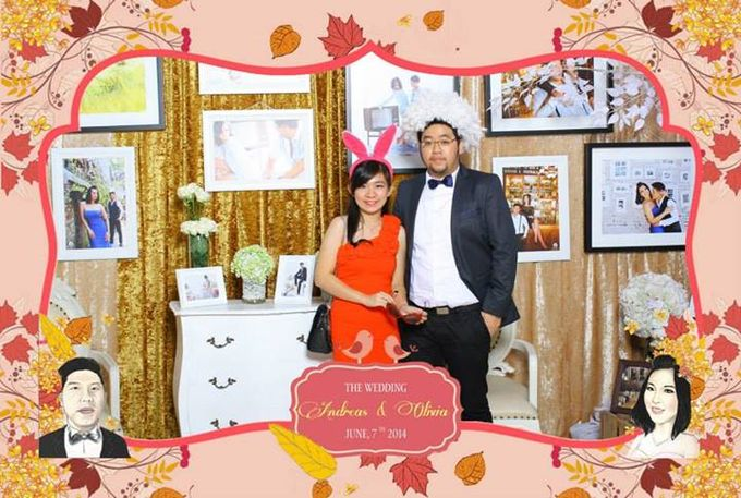 The Wedding of Andreas & Olivia by HELLOCAM PHOTOCORNER - 011