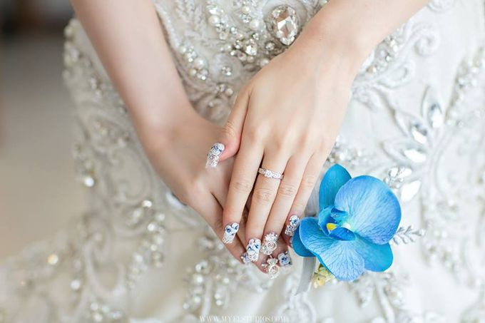 WEDDING DAY OF MICHAEL & FRANCESS by Fedya Make Up Artist - 004