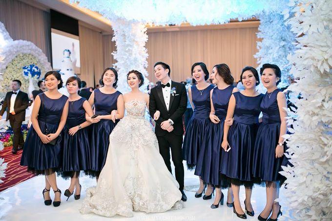 WEDDING DAY OF MICHAEL & FRANCESS by Fedya Make Up Artist - 005