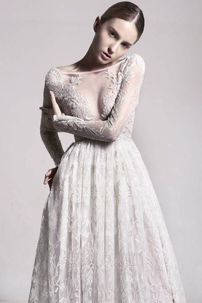 Flesh to Dust Spring Summer 2015 RTW and Bridal by Bramanta Wijaya Sposa - 007