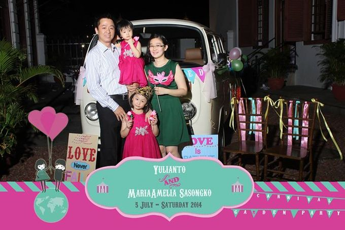 The Weddng of Yulianto & Amy by Twotone Photobooth - 023