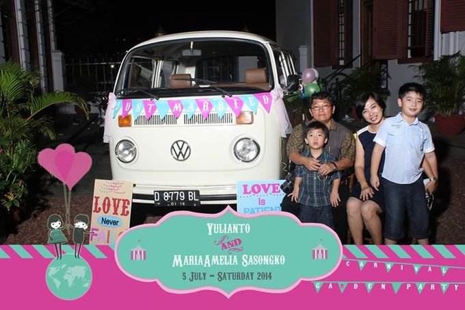 The Weddng of Yulianto & Amy by Twotone Photobooth - 068